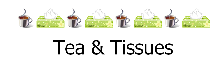Tea and Tissues for 1st-5th Grade Parents and Guardians @ Coe Elementary Cafeteria